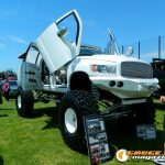 REBELLION Car, Truck, and Bike Show 2016