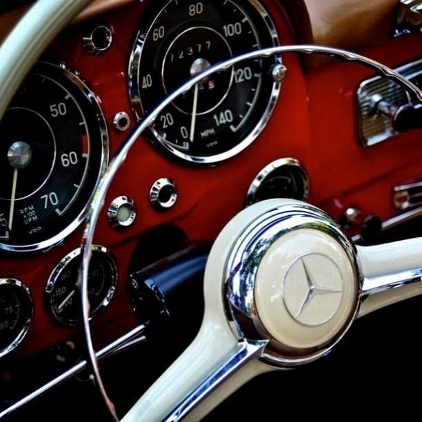 Upgrading vintage mercedes for Old mercedes benz parts