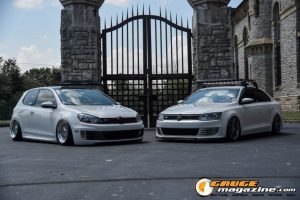 Kenny MacNellis and Matt Reinert VW Duo