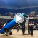 Hydraulic Competition at Carl Casper Custom Auto Show