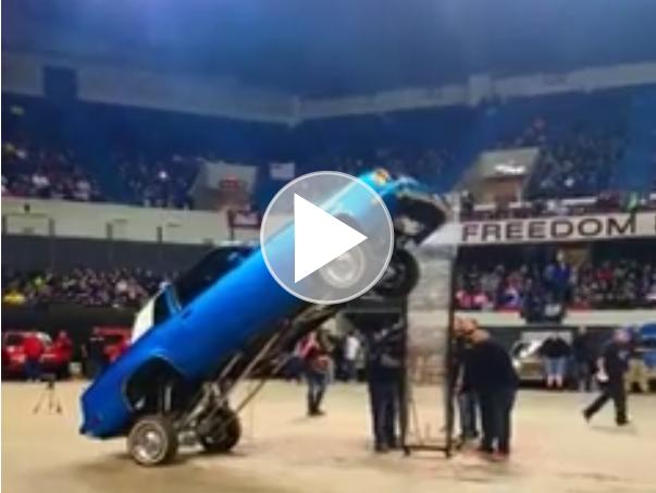 Hydraulic Competition At Carl Casper Custom Auto Show - Carl casper car show 2018 louisville ky