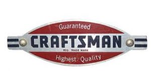 Purchase of Craftsman