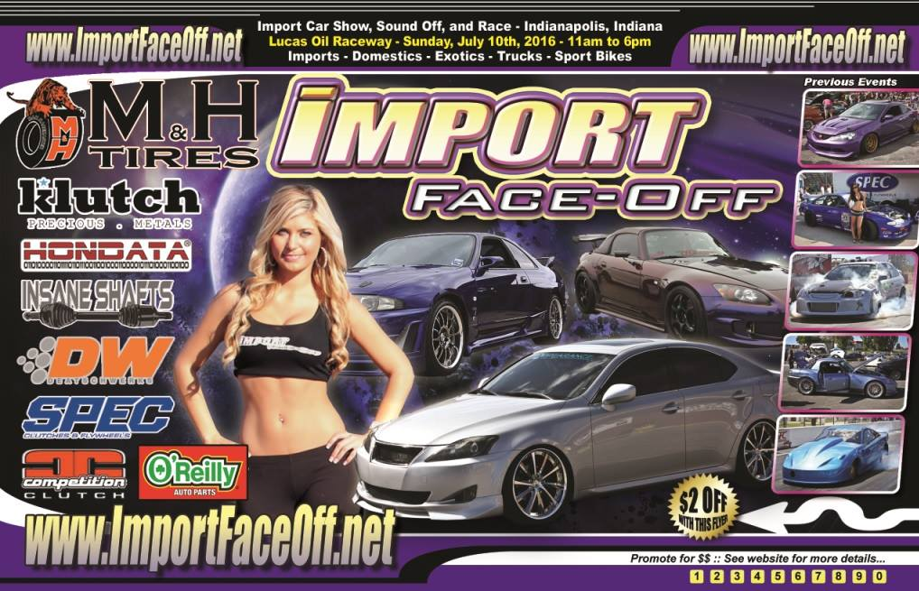 Import Face-Off Indianapolis 2016