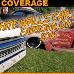 White Walls Car Show 2016