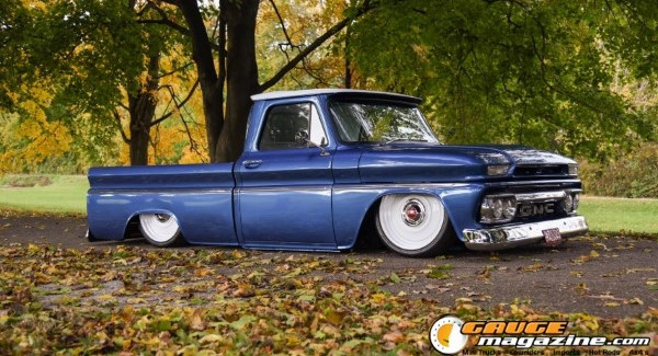 1966 GMC Pickup owned by Jason Froelich
