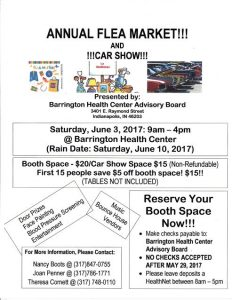 Annual Flea Market and Car Show