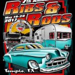 Ribs and Rods 2017
