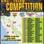23 Db Drag Car Audio Event Schedule for Northern Cali and Western Nevada