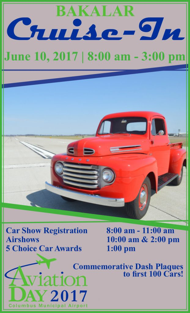 Columbus Indiana Cruise-In and Air Show