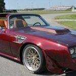 1977 Pontiac Trans Am owned by Robina Caulder