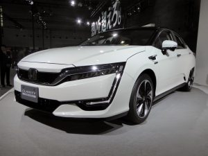 Honda Car Clarity