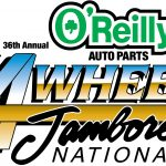 36th ANNUAL O'REILLY AUTO PARTS FALL 4-WHEEL JAMBOREE NATIONALS