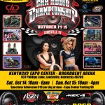 Car Audio Championship 2017 Louisville, KY.