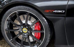 lotus evora gt430 front wheel