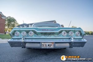 Maurice Rutherford 1963 Chevy Impala