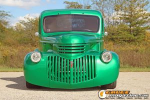 Kevin and Laurie Long 1941 chevy pick up