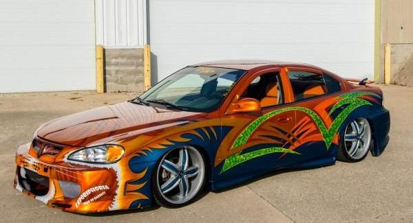 custom 2000 pontiac grand am owned by keith ballard custom 2000 pontiac grand am owned by
