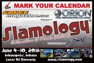Slamology 2018