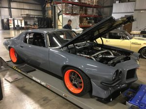 Track 1 1970 Camaro