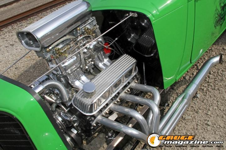Jeep 40 Crate Motor