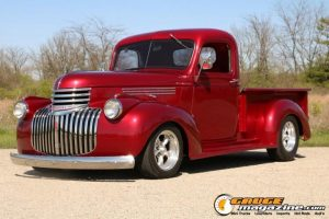 1941 Chevrolet Pick Up Roger and Marlene Robinson