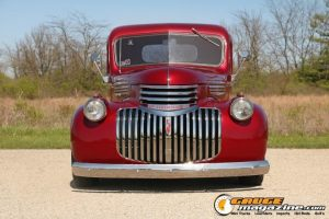 1941 Chevrolet Pick Up Truck owned by Roger and Marlene Robinson