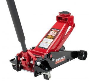 Tips on using A floor jack
