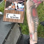 Slamology 2018 Tattoo Contest