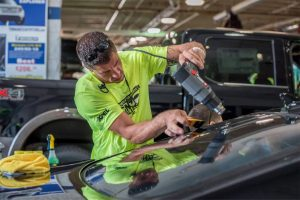 Guinness World Record Attempt for Window Tinting