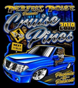 Cruise to the Pines 2018