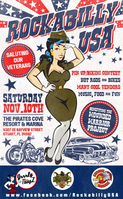 Rockabilly USA Car and Bike Fest