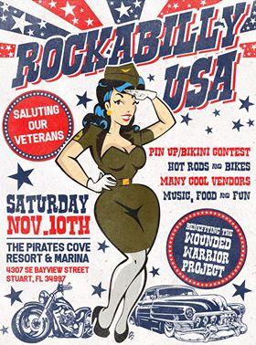 Rockabilly USA