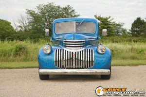 Roger Robinson 1941 Chevrolet Pick Up