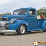 1941 Chevy Pickup owned by Roger Robinson