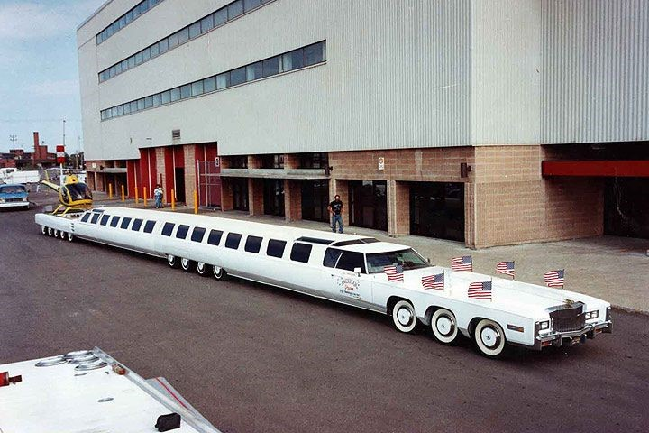 Most Expensive Limos