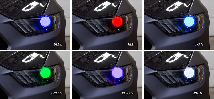 LED Demon Eyes