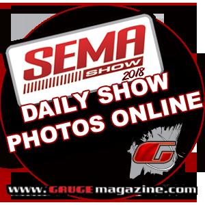 SEMA 2018 photos