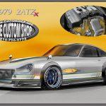 The Custom Shop SEMA Build Datsun