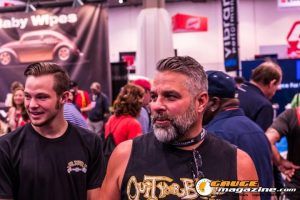 SEMa 2018 Celebrities Dave Kingdig