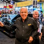 SEMa 2018 Celebrities Barry Meguiar
