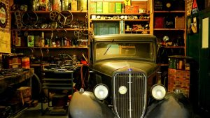 Safely Store Car Lubricants
