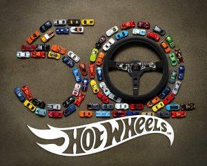 Hot wheels steering wheel