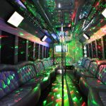 Tour of the Inside of a Modern Day Party Bus