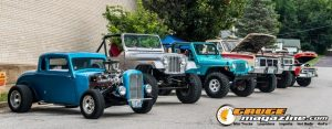16th Annual Pacific Car Show