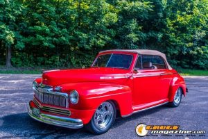 1947 Mercury Convertible Coupe