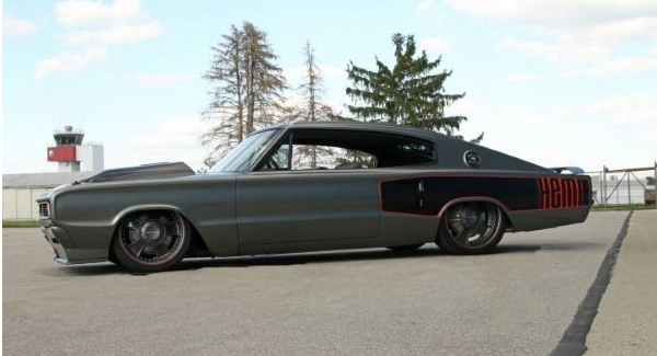 1966 Dodge Charger Owned By John Mcconnell