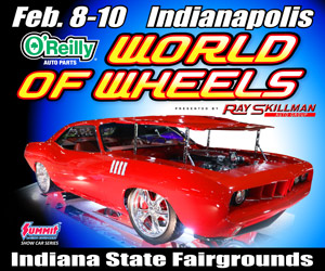 Indianapolis World of Wheels