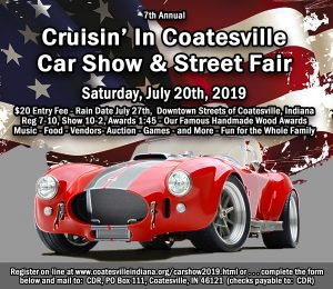 7th Annual Cruisin in Coatesville Car Show and Street Fair
