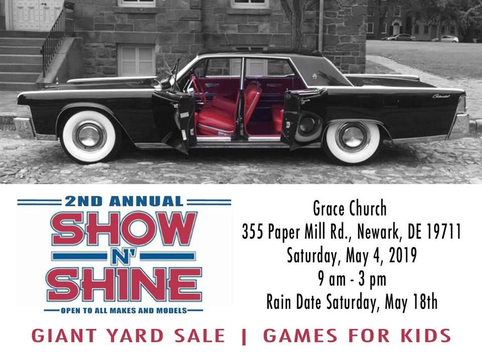 2nd Annual Show N' Shine