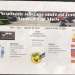 Southside Mustangs and Fast Fords Car Show